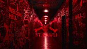 St. Pauli Spielertunnel