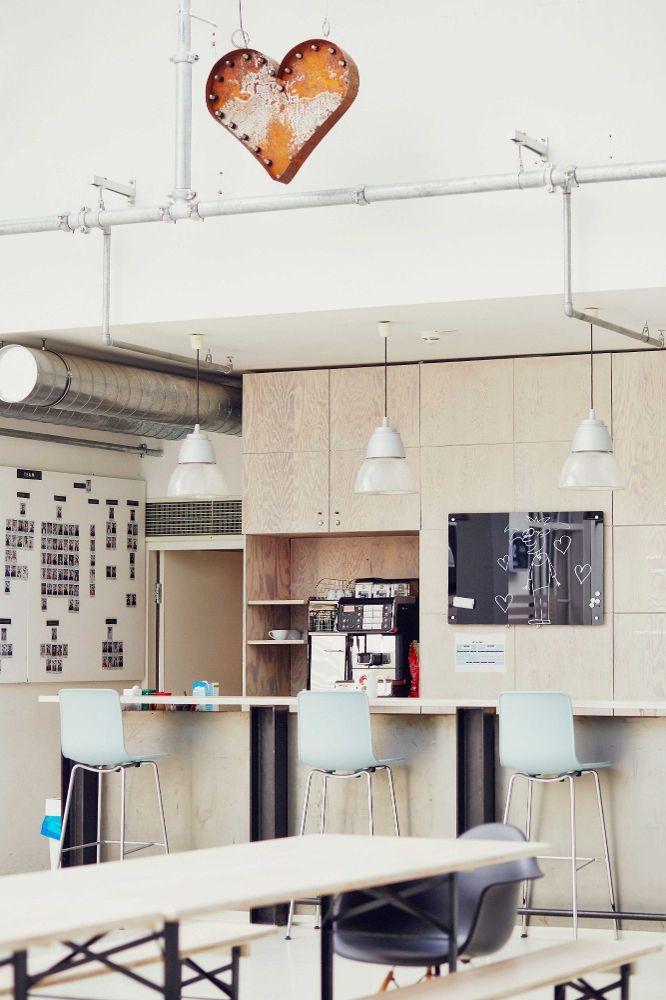 Glispa, Zalando, BMW: Das sind die 10 coolsten Büros Deutschlands