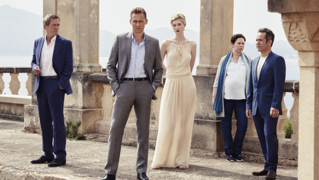 "Das ZDF zeigt ""The Night Manager"" immer montags"