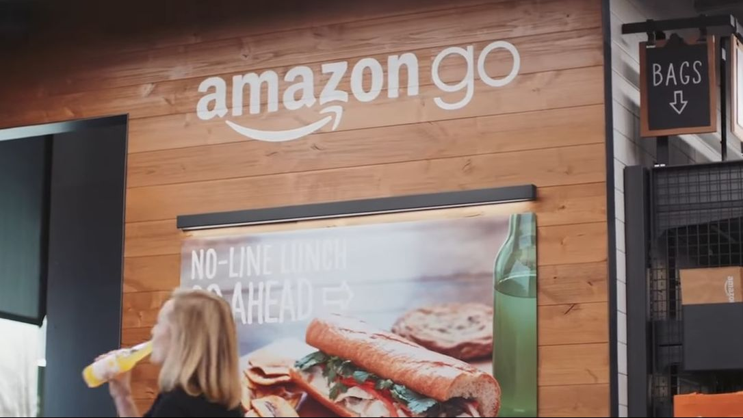 Amazon Go eröffnete in Seattle