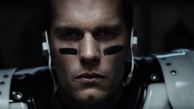 "Star-Quarterback Tom Brady in ""Be Heard"""