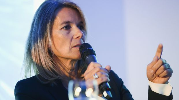 Benita Stuve, Leiterin Marketing Kommunikation Lufthansa