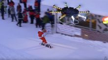 Casey Neistat: Human Flying Drone