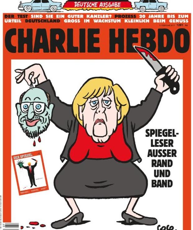 Satiremagazin charlie hebdo greift umstrittenes for Der spiegel deutsche ausgabe