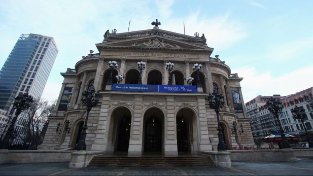 der 8 deutsche medienkongress findet erneut in der alten oper statt - Ups Bewerbung