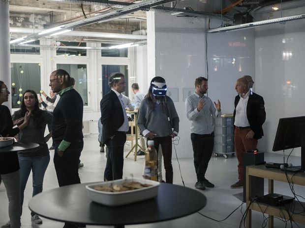 "Event ""Immersive Perspectives"""