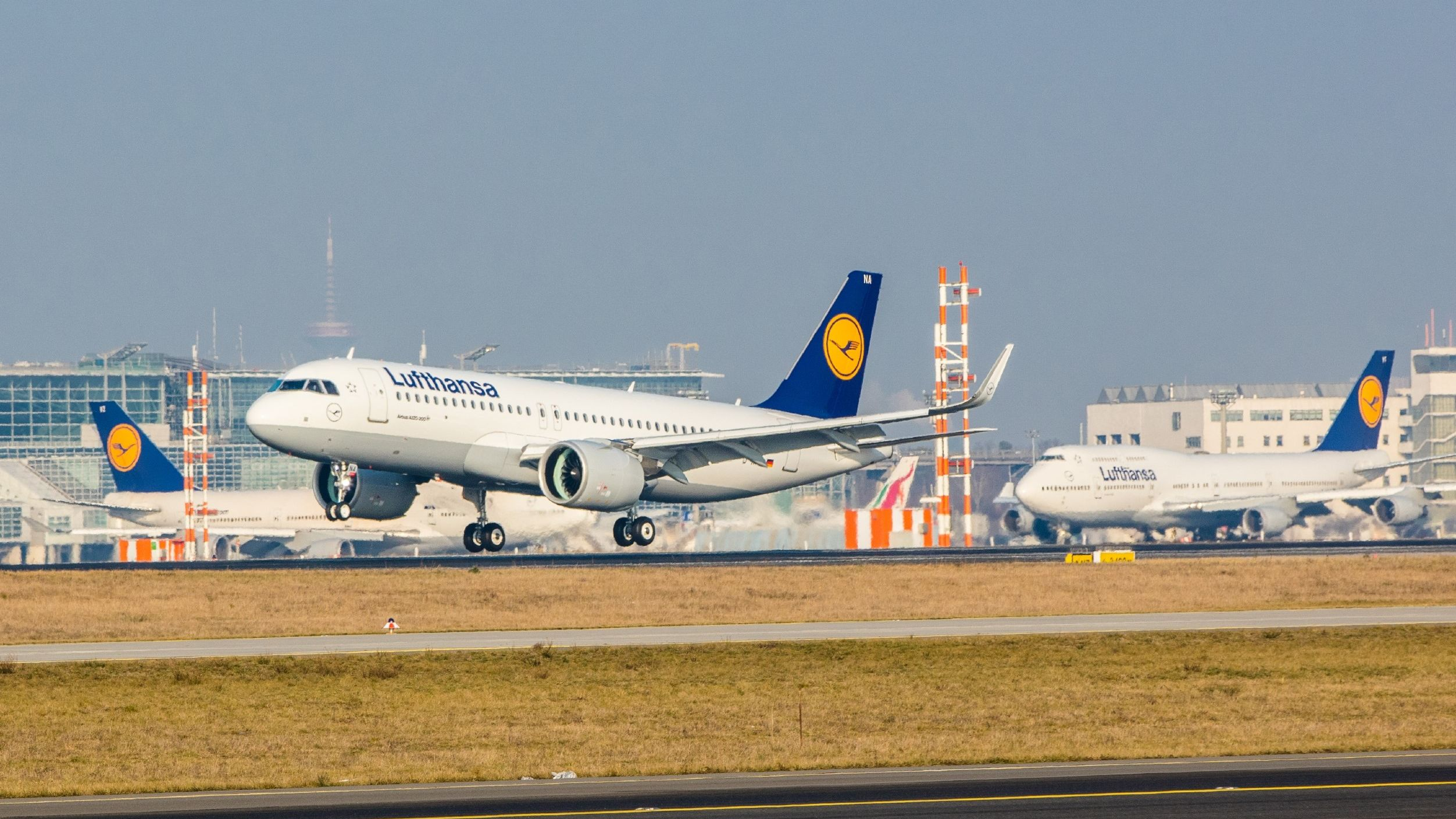 Lufthansa Ticker