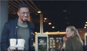 McDonald's Boateng