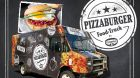 Pizzaburger Food-Truck