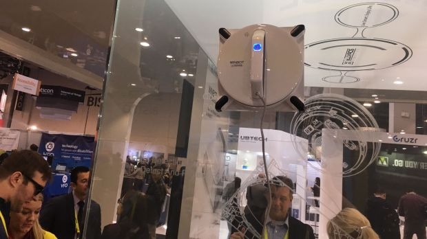 Ces die roboter sind berall for Fenster roboter