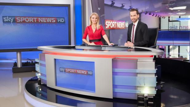 Neuer Free-TV-Sender: Sky Sport News HD startet mit vollen