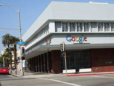 Headquater von Google in Los Angelos Foto: Mathieu Thouvenin / Flickr