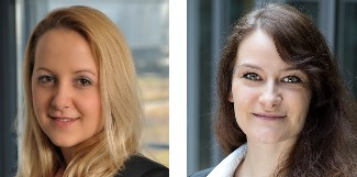Sandra Rose (links) und Laura Becker (Quelle: GMI Deutschland)