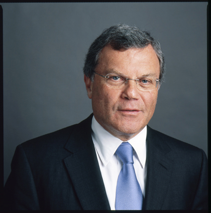 Sir Martin Sorrell, CEO WPP (Foto: WPP)