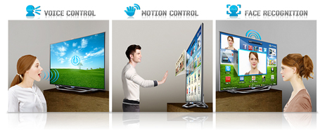 So soll Smart-TV funktionieren (Quelle: Samsung)