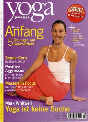 Piranha Media Startet Yoga Magazin