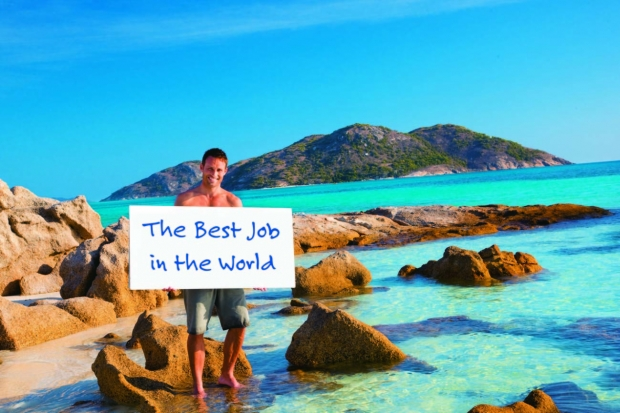 Best Marketing Campaign 2009: The best Job in the World
