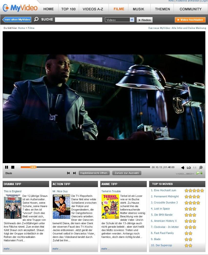 www myvideo de filme