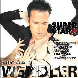 "CD-Cover ""Superstar"" von Michael Wendler"