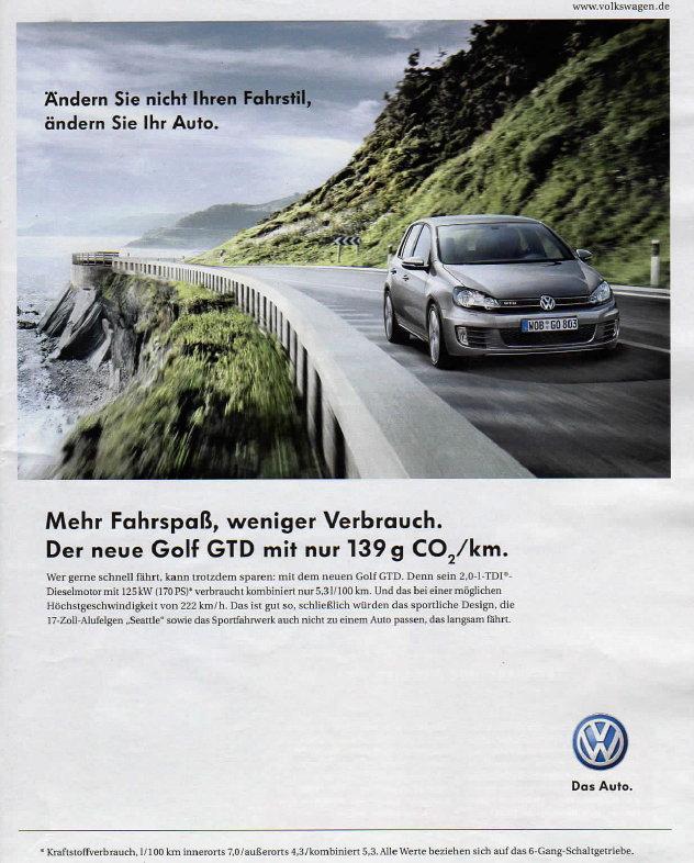 irref252hrende werbung umwelthilfe zerrt volkswagen vor den