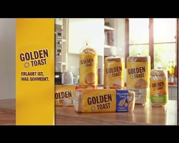 Grey inszeniert Golden Toast