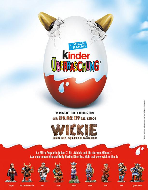 (Kinder)-Überraschung: Tribal DDB gewinnt dicken Ferrero-Etat