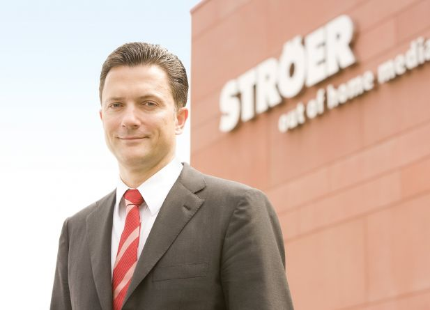 Ströer-Chef Udo Müller hat Interesse an Clear Channel