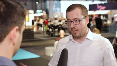 Jan Borgwardt, Account Management bei Adobe, im Video-Interview