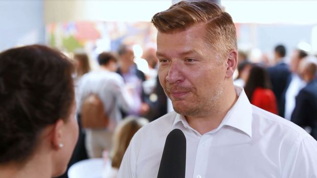 L'Oréal-Manager Andreas Neef im Interview mit HORIZONT Online auf den Screenforce Days