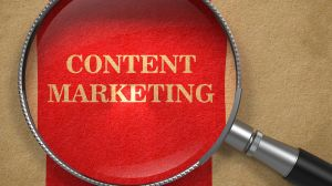 An Content Marketing scheiden sich die Geister