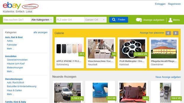 Ebay Kleinanzeigen Login Digital Facts Im M 228 Rz Ebay