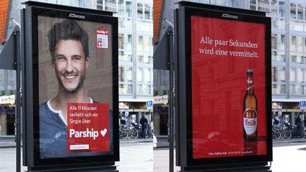 Partnervermittlung marketing