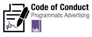 Gütesiegel Code of Consuct Programmaric Advertising