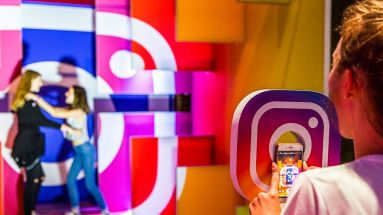 Das Festival war das Highlight der Instagram-Stories-Kampagne