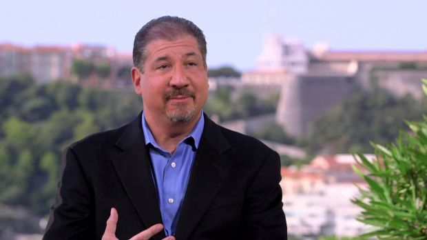 Mark Weinberger, CEO Ernst & Young