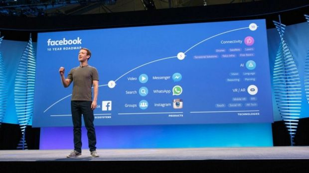 Facebook will virtuelle Objekte in reale Welt bringen