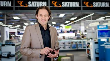 Martin Wild, Chief Digital Officer bei der Media Markt Saturn Retail Group