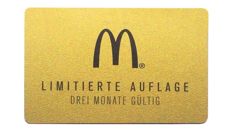 McDonald's: Wie die Fastfood-Kette mit der mystischen Gold ...