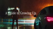 Mercedes A Guide to Growing Up