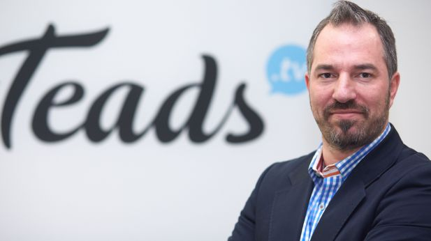 Nicolas Poppitz ist Managing Director Germany bei Teads