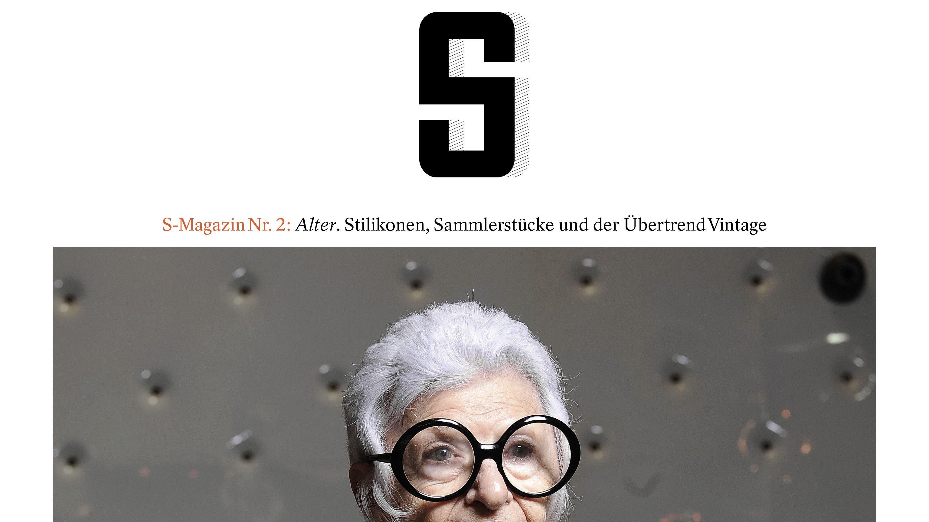 S magazin spiegel startet neues lifestyle supplement for Spiegel nachrichtenmagazin