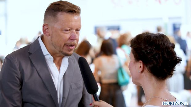 Sevenone-Media-Chef Thomas Wagner im Interview bei den Screenforce Days