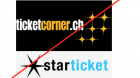 Ticketcorner / Starticket Logos 2017