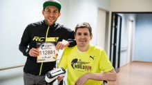 VR bei Wings for Live World Run in München