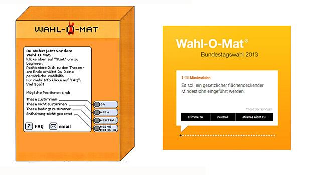 Wahl O Mat