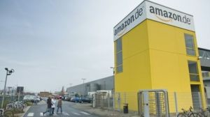 Amazon Logistikzentrum