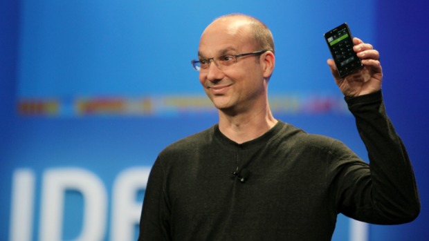Android-Erfinder Andy Rubin plant sein Comeback