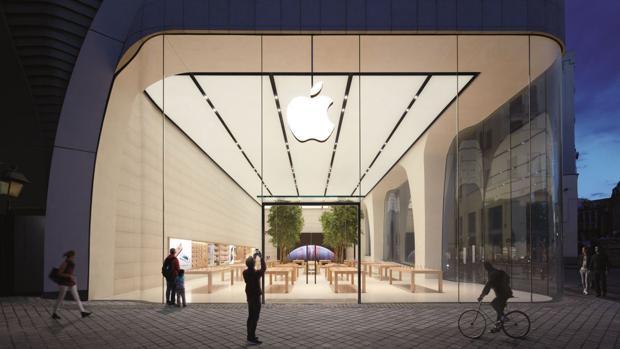 Apple und Accenture partnern