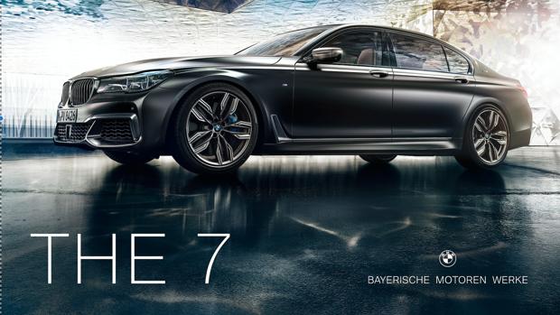 BMW - neue Markenführung: Print