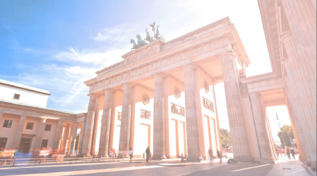 Das Brandenburger Tor in Berlin.